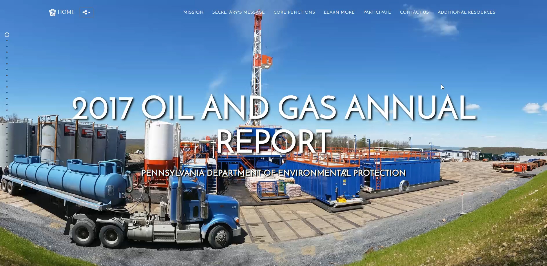 2016 Oil and Gas Annual Report