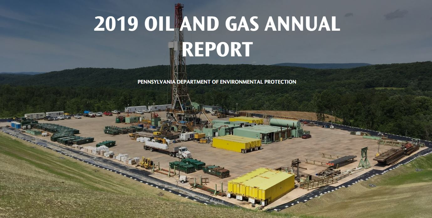 2019 Oil and Gas Annual Report