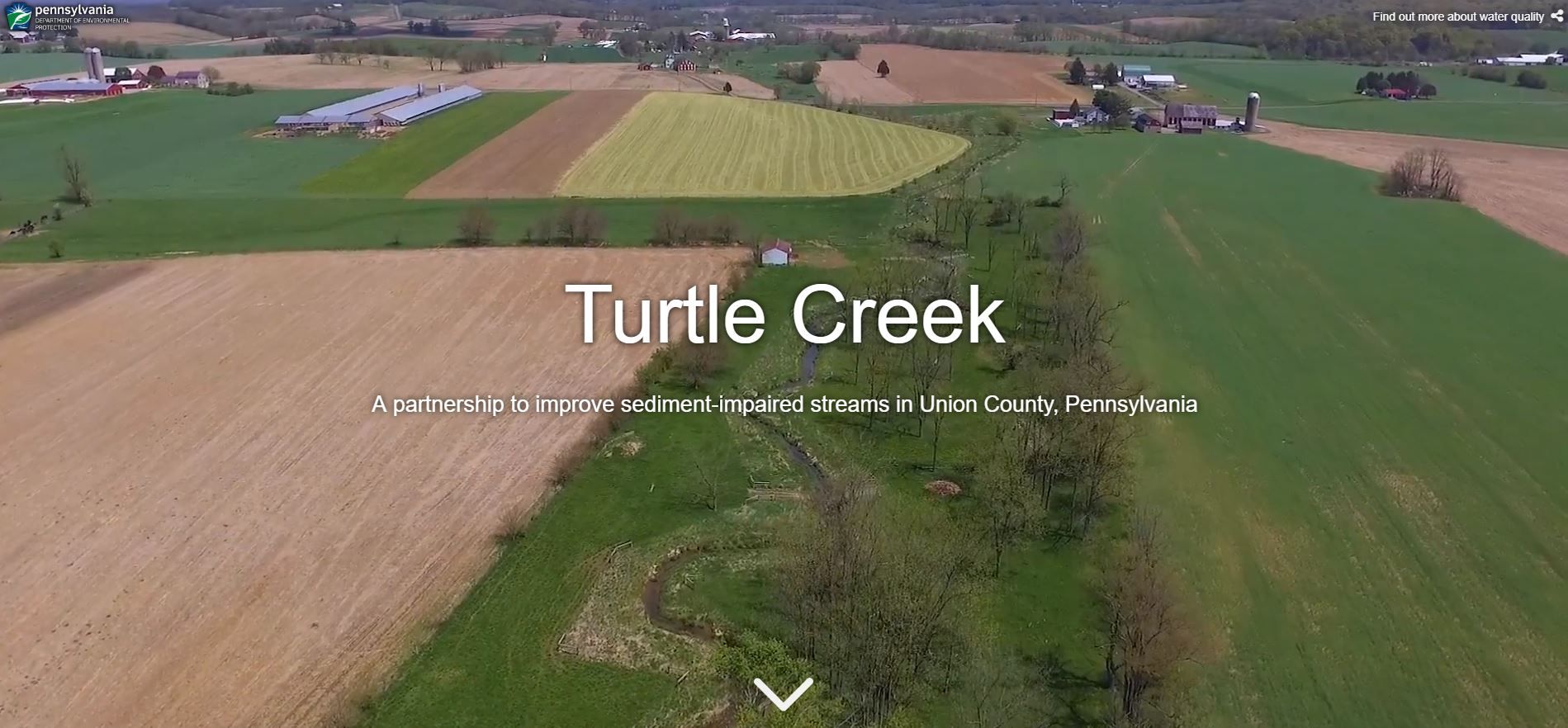 Turtle Creek Story Map