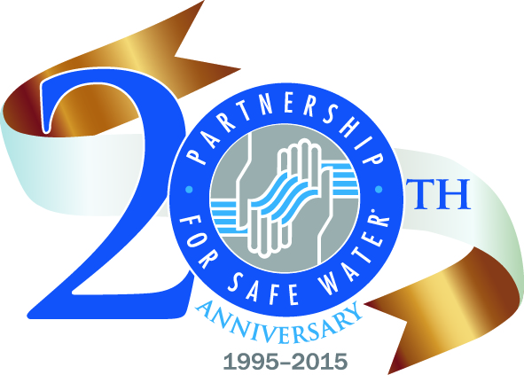image of 20th anniversary seal