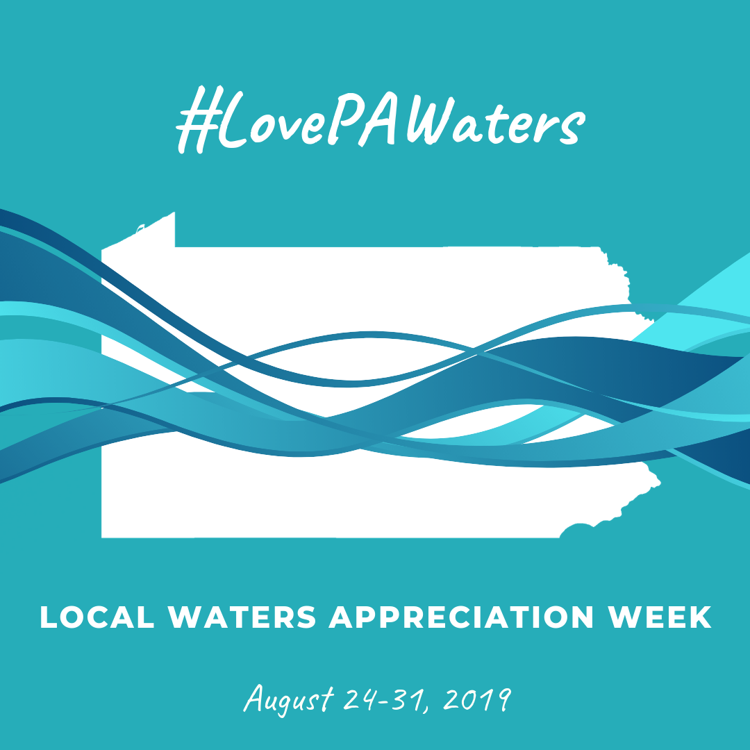 Love PA Waters graphic for Facebook