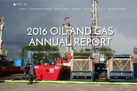 2016 Oil and Gas Annual Report thumbnail