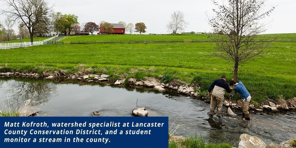 Healthy Waters, Healthy Communities: Lancaster County's Watershed Planning