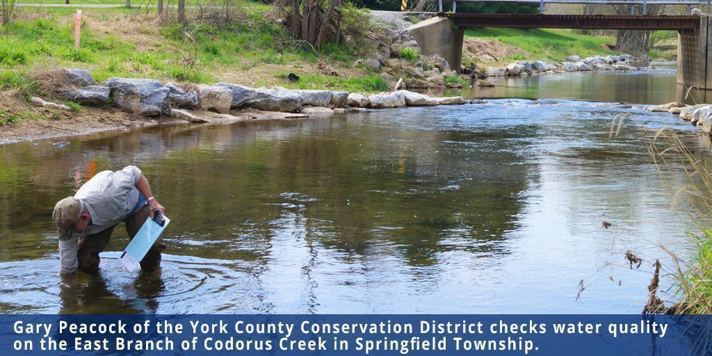 Healthy Waters, Healthy Communities: York County