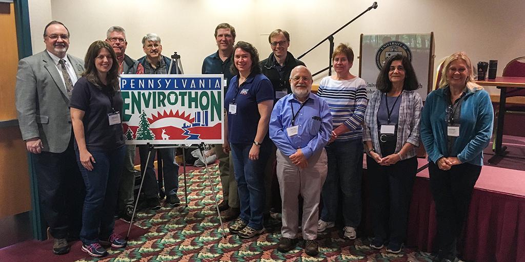 DEP Staff Make Environmental Learning Fun at the 2017 Pennsylvania Envirothon