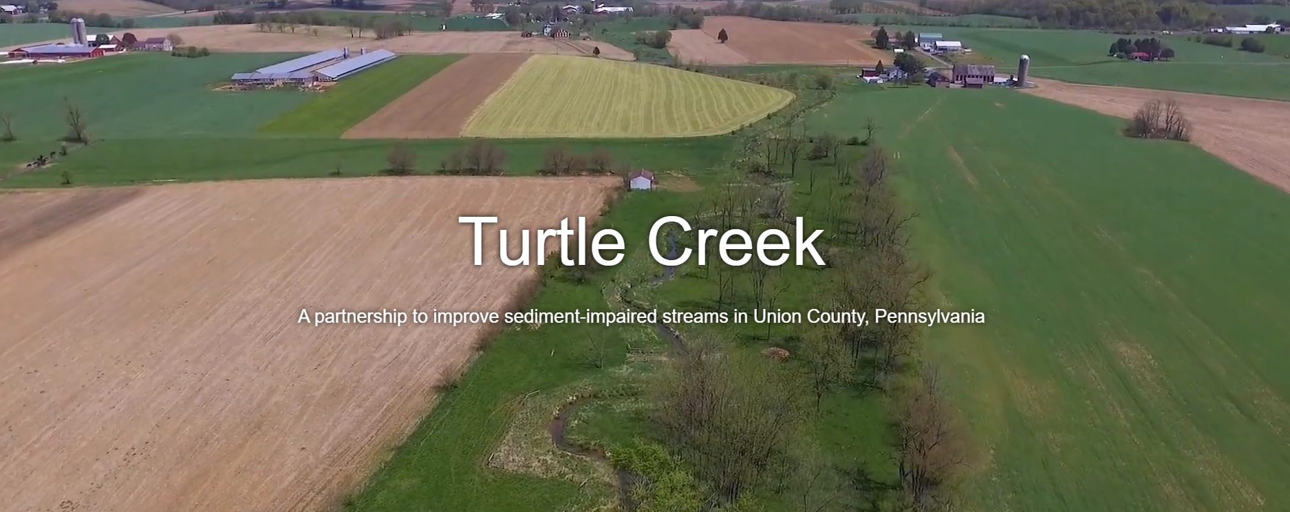 Visit the Turtle Creek Story Map